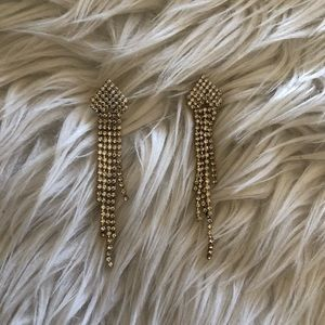 Formal Rhinestone earring